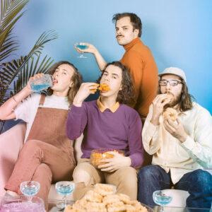 Peach Pit musikreporter